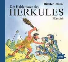 Dimiter Inkiow: Die Heldentaten des Herkules, CD