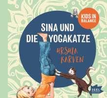 Kids in Balance. Sina und die Yogakatze, CD