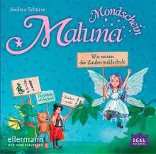 Maluna Mondschein.Wir retten die Zauberwaldschule, CD