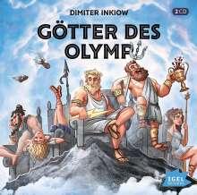 Götter des Olymp, 2 CDs