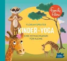 Familiy Flow.Kinder-Yoga.Eine Mitmach-Safari, CD