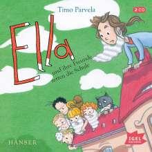 Ella und ihre Freunde retten die Schule, 2 CDs