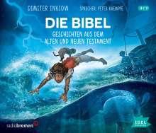 Die Bibel.Geschichten aus dem Alten und, 4 CDs