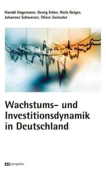 Harald Hagemann: Wachstums und Investitionsdynamik in Deutschland, Buch