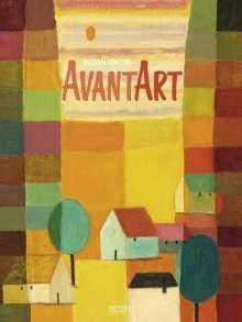 AvantArt 2016. Kunst Gallery Kalender, Diverse