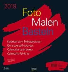 Foto, Malen, Basteln schwarz 2019, Diverse