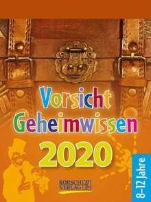 Vorsicht Geheimwissen 2020, Diverse