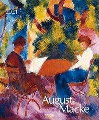 August Macke 2021, Kalender