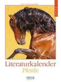Literaturkalender Pferde 2021, Kalender