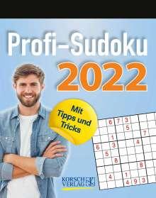 Profi Sudoku 2022, Kalender