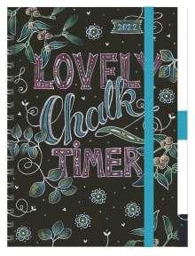 Planer Lovely Chalk 2022, Buch