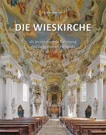 Dörte Wetzler: Die Wieskirche als inszenierende Rahmung des Gegeißelten Heilands, Buch