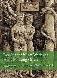 Julia Carrasco: Der Sündenfall im Werk von Hans Baldung Grien, Buch