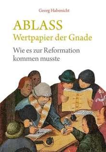 Georg Habenicht: Ablass. Wertpapier der Gnade, Buch