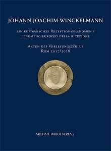 Johann Joachim Winckelmann, Buch