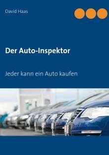 David Haas: Der Auto-Inspektor, Buch