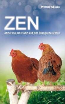 Werner Ablass: Zen, Buch