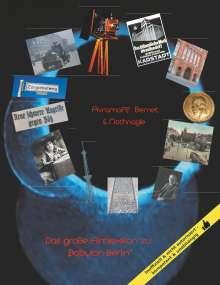 """Claus Bernet: Das große Filmlexikon zu """"Babylon Berlin"""", Buch"""