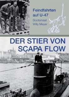 Wolfgang Meyer: Der Stier von Scapa Flow, Buch