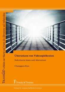 Changgun Kim: Übersetzen von Videospieltexten, Buch