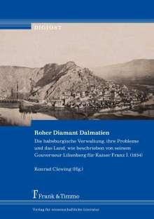Roher Diamant Dalmatien, Buch