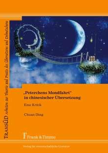 """Chuan Ding: """"Peterchens Mondfahrt"""" in chinesischer Übersetzung, Buch"""