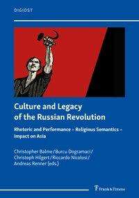 Culture and Legacy of the Russian Revolution, Buch