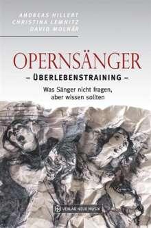 Opernsänger, Buch
