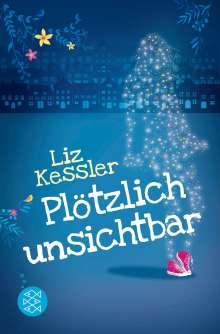 Liz Kessler: Plötzlich unsichtbar, Buch
