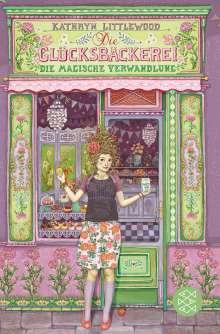 Kathryn Littlewood: Die Glücksbäckerei 4 - Die magische Verwandlung, Buch