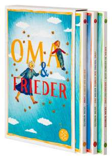 Gudrun Mebs: Oma und Frieder 1-3, Buch