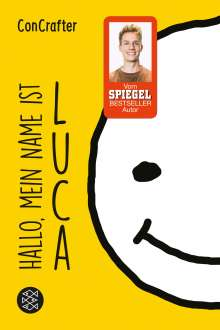 Concrafter: ConCrafter: Hallo, mein Name ist Luca, Buch