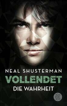 Neal Shusterman: Vollendet - Die Wahrheit (Band 4), Buch