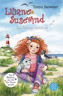 Tanya Stewner: Liliane Susewind - Ein Seehund taucht ab, Buch