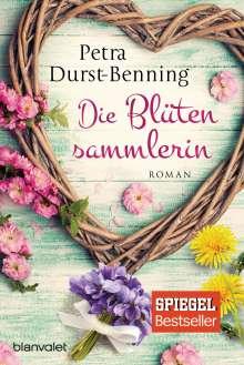 Petra Durst-Benning: Die Blütensammlerin, Buch