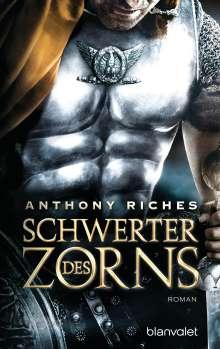 Anthony Riches: Schwerter des Zorns, Buch