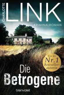 Charlotte Link: Die Betrogene, Buch