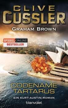 Clive Cussler: Codename Tartarus, Buch