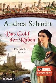 Andrea Schacht: Das Gold der Raben, Buch