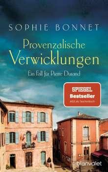 Sophie Bonnet: Provenzalische Verwicklungen, Buch