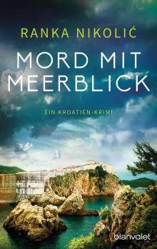 Ranka Nikolic: Mord mit Meerblick, Buch