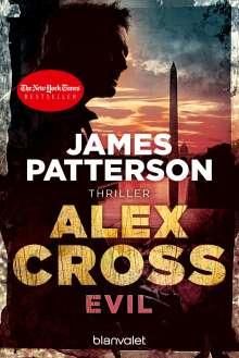 James Patterson: Alex Cross - Evil, Buch