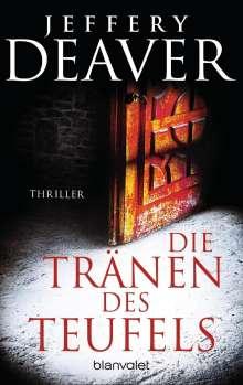 Jeffery Deaver: Die Tränen des Teufels, Buch