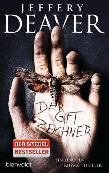 Jeffery Deaver: Der Giftzeichner, Buch