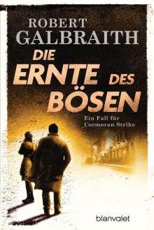 Robert Galbraith: Die Ernte des Bösen, Buch