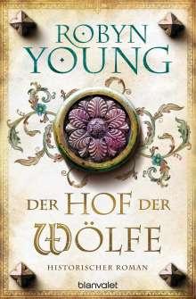 Robyn Young: Der Hof der Wölfe, Buch