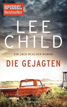 Lee Child: Die Gejagten, Buch