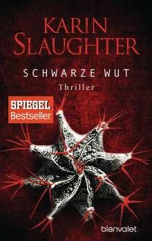 Karin Slaughter: Schwarze Wut, Buch