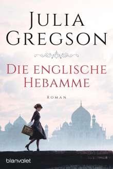 Julia Gregson: Die englische Hebamme, Buch