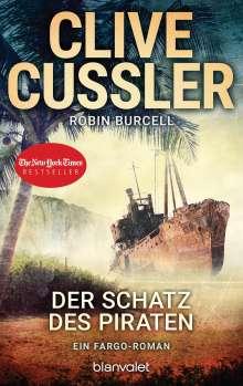 Clive Cussler: Der Schatz des Piraten, Buch